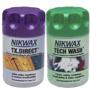 Nikwax TX Direct Wash In/Tech Wash 300ml 6 Pack