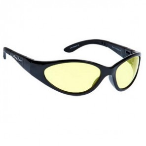 Ugly Fish Slim Multi Functional Goggles - Yellow