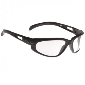 Ugly Fish Crusher Sunglasses - Black - Clear