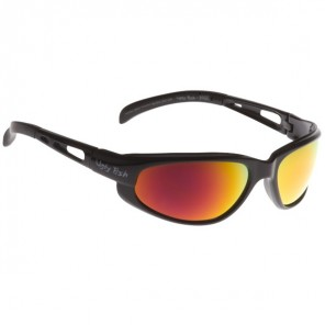 Ugly Fish Crusher Sunglasses - Black - Red Revo