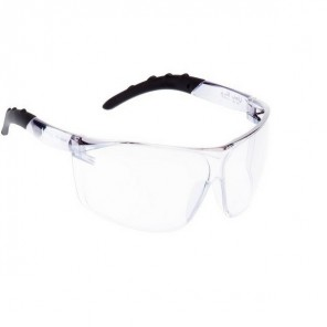 Ugly Fish Guardian Sunglasses - Black - Clear