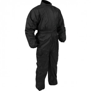 Weise 1 Piece Economy Oversuit  - Black
