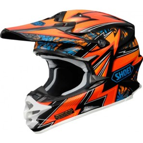 Shoei VFX-W Maelstrom TC8