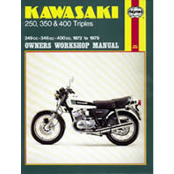 Haynes Motorcycle Manuals | Free UK Delivery | BikeNation